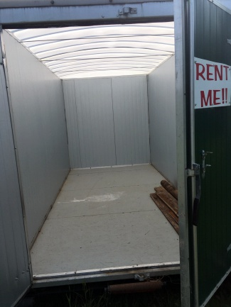 Our Mobile Storage Units are ideal for storing furniture during renovations, protecting patio furniture during the winter, or storing household contents while in the middle of a move. Renting one of our storage units can make your move or any other task requiring the storage of goods, so much easier.